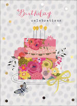 Louise Tiler Floral: Birthday Cake