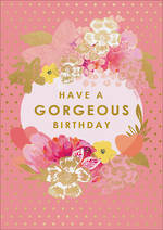 Louise Tiler Floral: Gorgeous Birthday