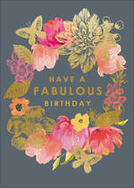 Louise Tiler Floral: Fabulous Birthday