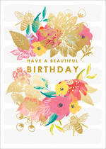 Louise Tiler Floral: Beautiful Birthday