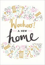 New Home Card Louise Tiler Woohoo