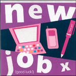 New Job Card Ookie Pookie Female