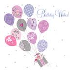 Pizazz Square: Wishes Balloons