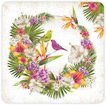 Pizazz Limited Edition Tropical Wreath