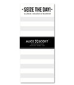 Alice Scott Magnetic List Pad