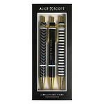 Alice Scott Set of 3 Ballpoint Pens
