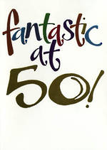 Age Card 50 Male FC2 Fantastic