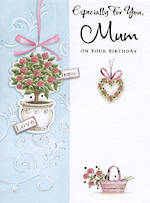 Mum Birthday Card Word For Word Especially For You Mum