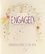 Engagement Card Paper Gallery