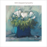 Sympathy Card Paper Gallery Painting