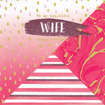Wife Birthday Card Paper Gallery Square