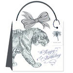 Alice Scott Medium Bag Tigress