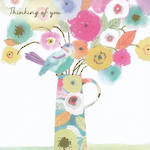 Sympathy Card Thinking of You Amelia