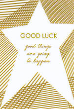 Good Luck Card Apollo Star