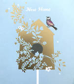 New Home Card Firefly Birdhouse