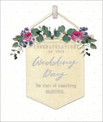Wedding Card Willow Sign