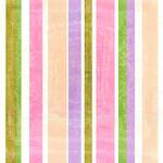Lunch Napkins Paper Products Linen Stripes Blush