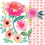Lunch Napkins Paper Products Spring Blooms