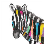 Lunch Napkins Paper Products Regalia Zebra