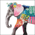 Lunch Napkins Paper Products Regalia Elephant