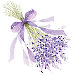 Lunch Napkins Paper Products Pizazz Lavender