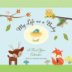 First Year Calendar Woodland Friends