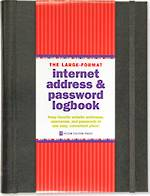 Internet Logbook Large Black