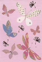 Mini Card Spirit Butterflies