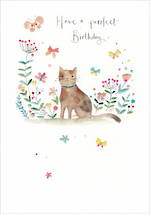 Jasmine Birthday Purrfect Cat