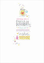 Jasmine Birthday Wishes & Sunshine