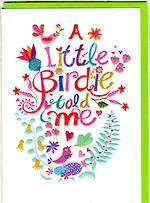 Little Wordy A Little Birdie
