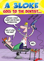 Quitting Hollywood A Bloke Goes To The Dentist