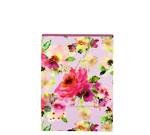 Lilac Bloom Mini Magnetic Notebooks Display of 24