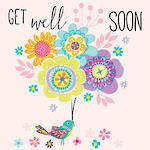 Get Well Card Spotlight Mini