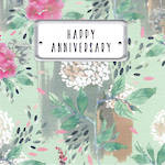 Anniversary Card Haymarket Happy