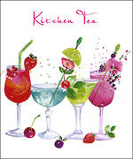 Kitchen Tea Card Pizazz Simson