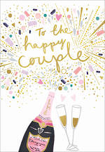 Engagement Card Louise Tiler Eng Champagne