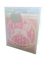 Medium Gift Bag Baby Girl Pink