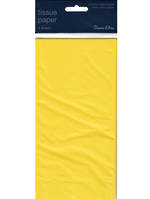 Tissue Paper Pack Yellow