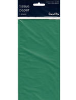 Tissue Paper Pack Dark Green