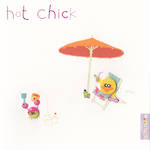 Kids' Birthday Card: Doolallys Hot Chick