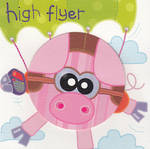 Kids' Birthday Card: Doolallys High Flyer