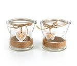 Candle Holders 8.5x10 (2 Assorted)