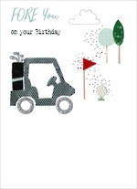 Irresistible Birthday Golf
