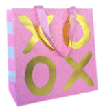 Medium Gift Bag Kiss XOXO