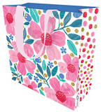 Small Gift Bag Periwinkle Pink