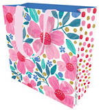 Large Gift Bag Periwinkle Pink