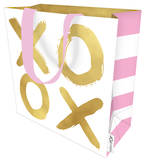 Medium Gift Bag XOXO White