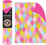 Roll Wrap POP Harlequin Pastel