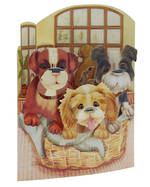 Santoro Swing Cards Dogs